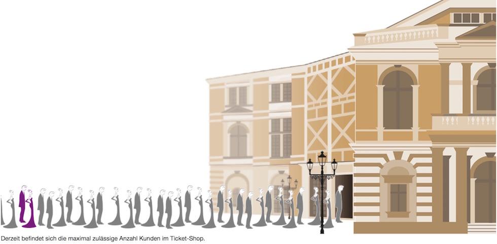 Online-Shop der Bayreuther Festspiele öffnet nochmal am 25. Juni.