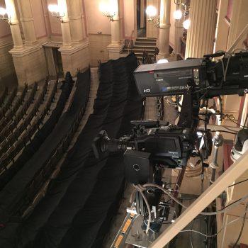 Meistersinger Liveübertragung der Bayreuther Festspiele 2017.
