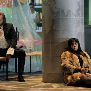 Siegfried, Bayreuther Festspiele 26. August 2017, Nadine Weissmann, Thomas J. Mayer