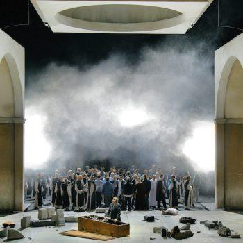Schlussszene von Parsifal 2019, Bayreuther Festspiele