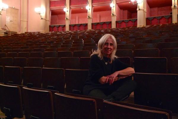 Berichtet aus dem Bayreuther Festspielhaus und drumherum: Regina Ehm-Klier, verantwortliche Redakteurin von www.festspieleblog.de