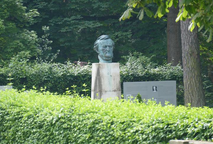 Wissen rund um Richard Wagner ist bei der digitalen Schnitzeljagd des Richard-Wagner-Verbands Ammersee gefragt. ©ek/festspieleblog.de