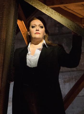 Catherine Foster als Brünnhilde, Bayreuther Festspiele