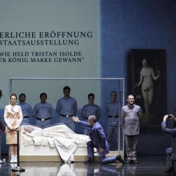 Tristan und Isolde in Passau. ©Landestheater Niederbayern