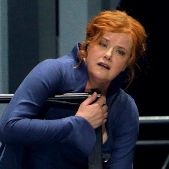 """""""Psychologischer Spiegel"""": Petra Lang kann die Inszenierung von Katharina Wagner, """"zu 100 Prozent unterschreiben"""". © Enrico Nawrath/Bayreuther Festspiele"""