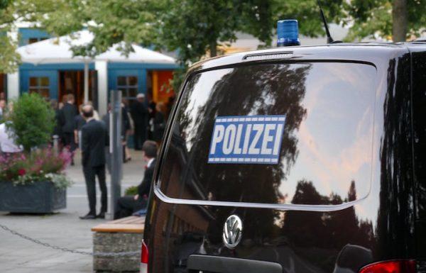 Das Großaufgebot von Polizei hatte keine negativen Auswirkungen auf die Festspiele - im Gegenteil. Es war ruhiger am Festspielhaus; und das Publikum hatte Verständnis. © R. Ehm-Klier/festspieleblog.de