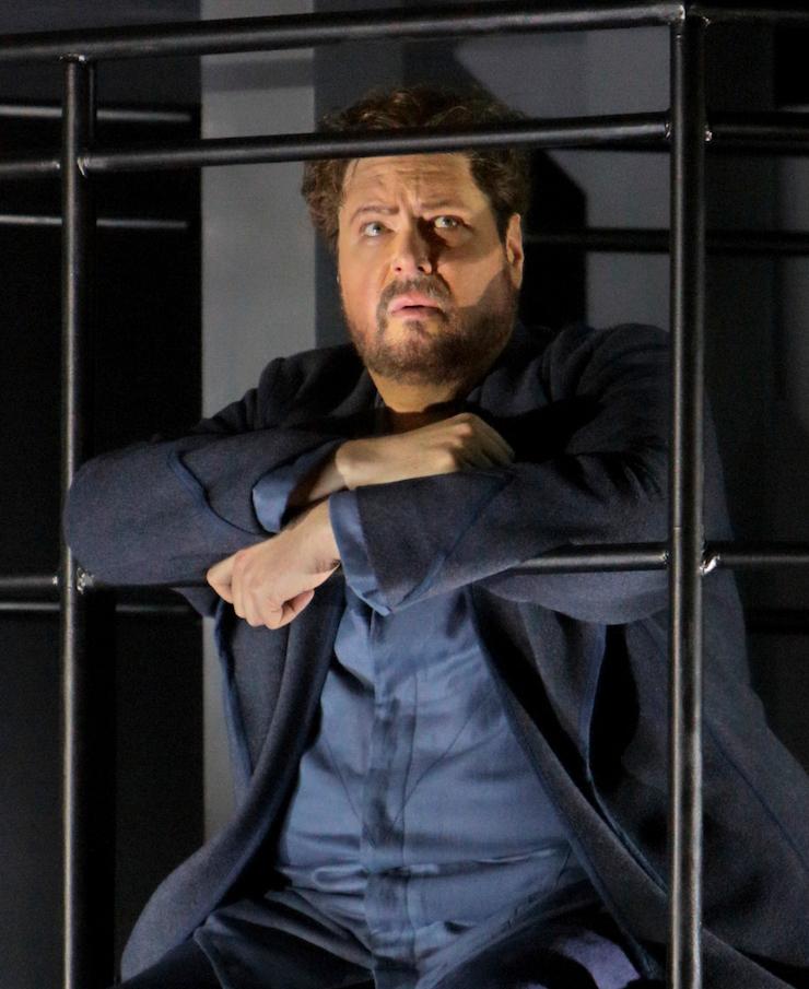 Stephen Gould, Bayreuther Tristan. © Enrico Nawrath/Bayreuther Festspiele