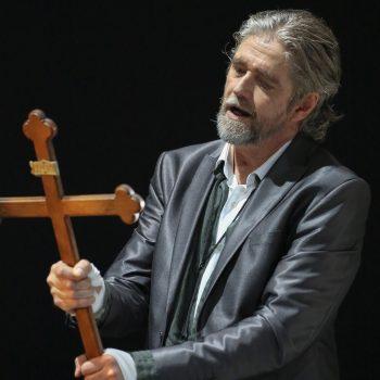 Gerd Grochowski debütierte 2016 als Klingsor (Parsifal) bei den Bayreuther Festspielen.