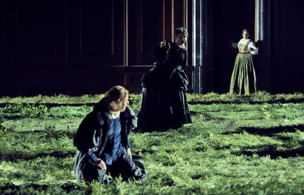 2. Akt, Meistersinger von Nürnberg, Bayreuther Festspiele.