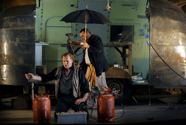Siegfried, Bayreuther Festspiele 26. August 2017, Stefan Vinke, Andreas Conrad