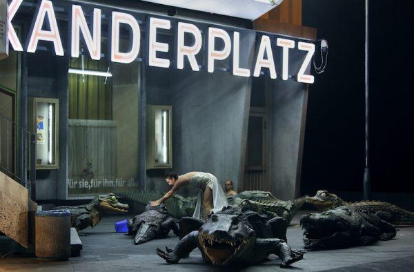 Siegfried, Bayreuther Festspiele 26. August 2017