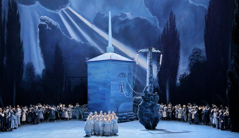 Lohengrin Neuinszenierung Bayreuther Festspiele.