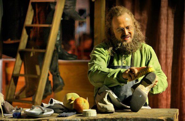 Hans Sachs in die Meistersinger von Nürnberg, Bayreuther Festspiele, Kinderoper 2019