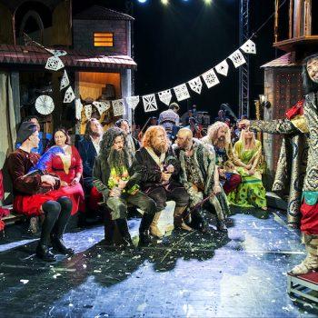Kinderoper, Bayreuther Festspiele 2019, Die Meistersinger von Nürnberg