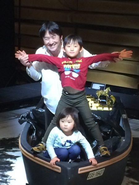 Wagner für Kinder in Tokio begeistert