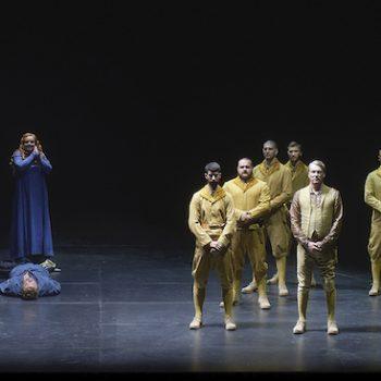 Tristan und Isolde, Bayreuther Festspiele, letzte Saison für die Inszenierung von Katharina Wagner.
