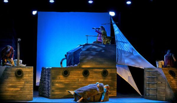 Wagner für Kinder, Bayreuther Festspiele 2021, Tristan und Isolde.