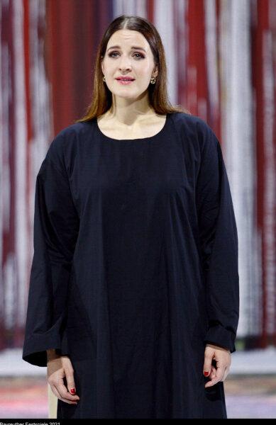 Will man singen hören: Lise Davidsen als Siglinde.