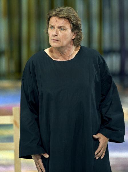 Klaus Florian Vogt bei den Bayreuther Festspielen 2021, Walküre